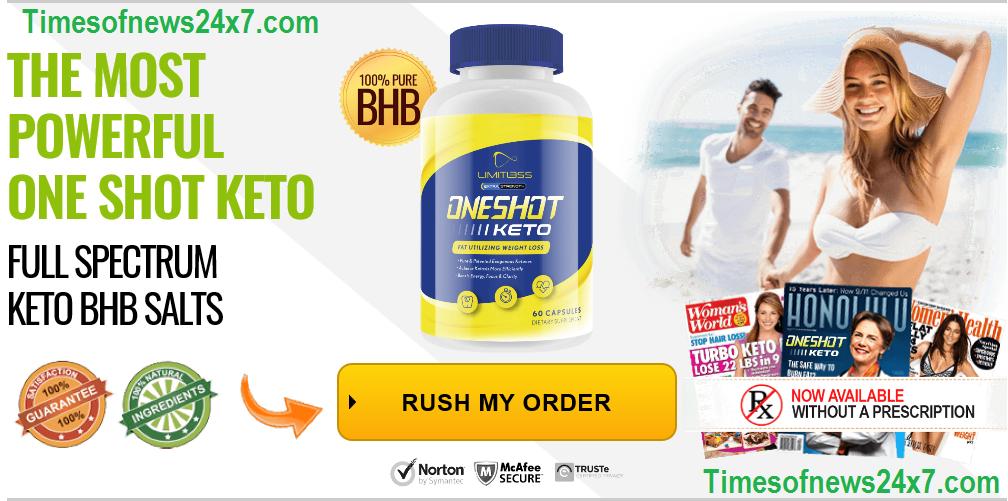 One Shot Keto -OneShot Keto (Tested Reviews) Benefits..
